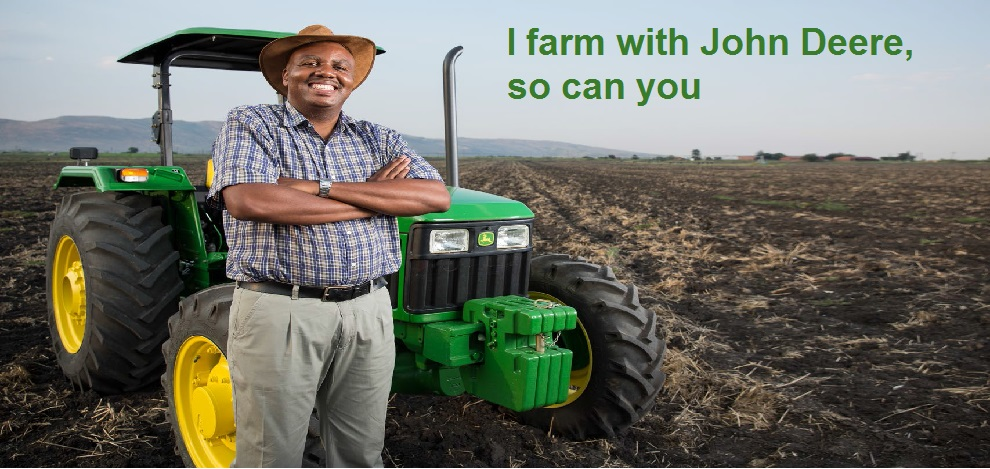I Farm with John Deere